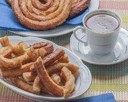 Churros Thermomix